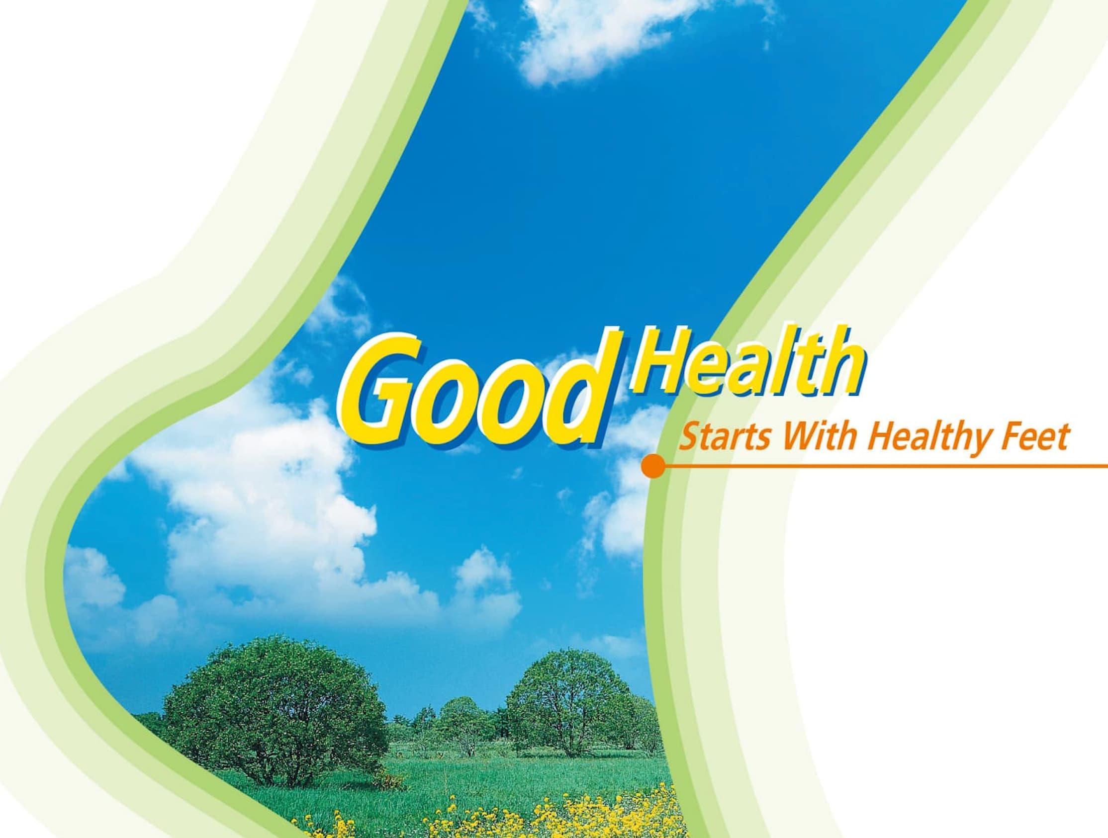 Good Health Starts With Healthy Feet