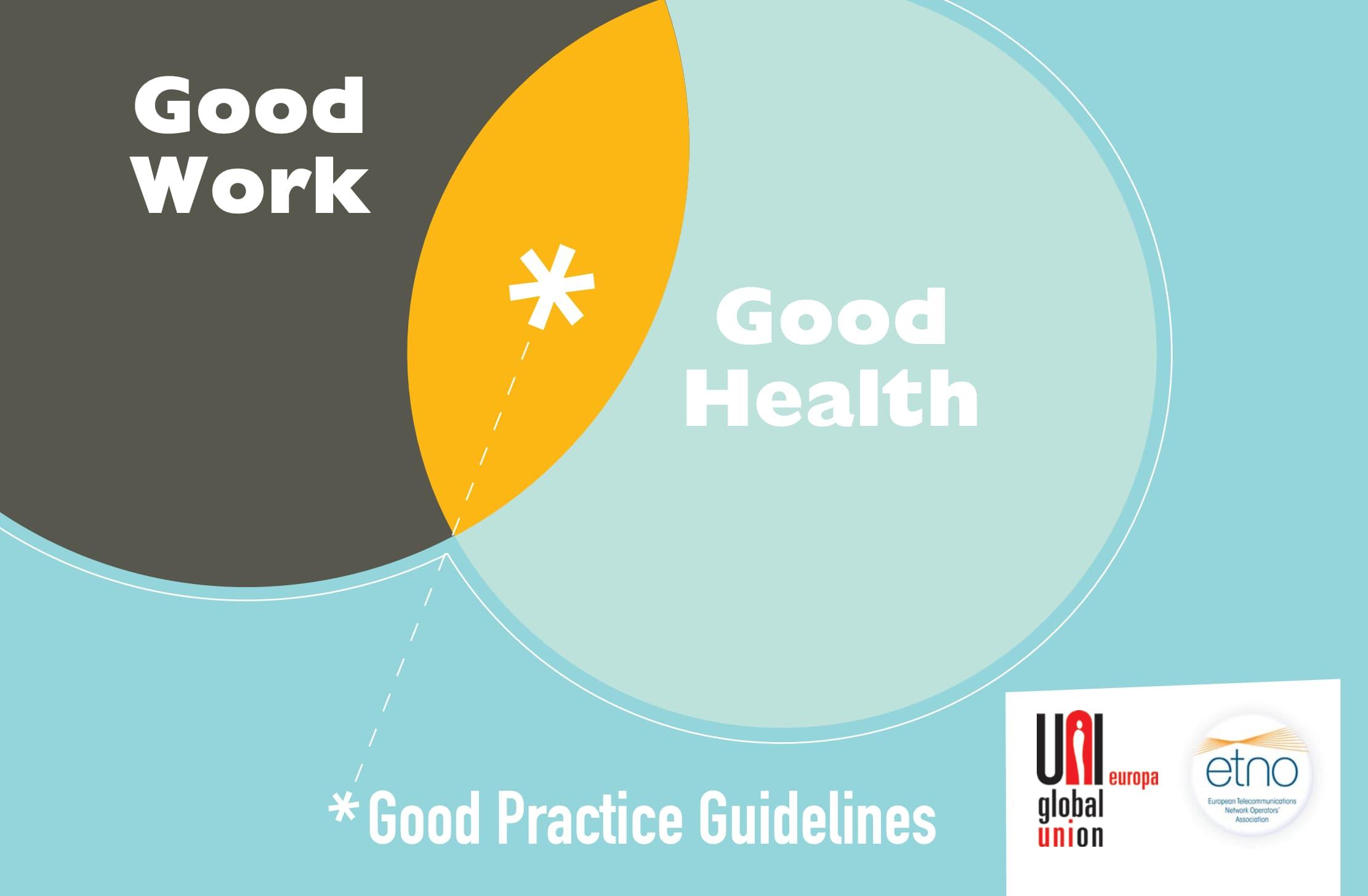 Good Work Good Health